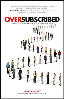 'Oversubscribed' – the only way to grow your business