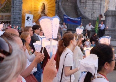 Ampleforth Lourdes Pilgrimage 2015